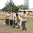 CAMPOREE - SCHOFIELD BARRACKS