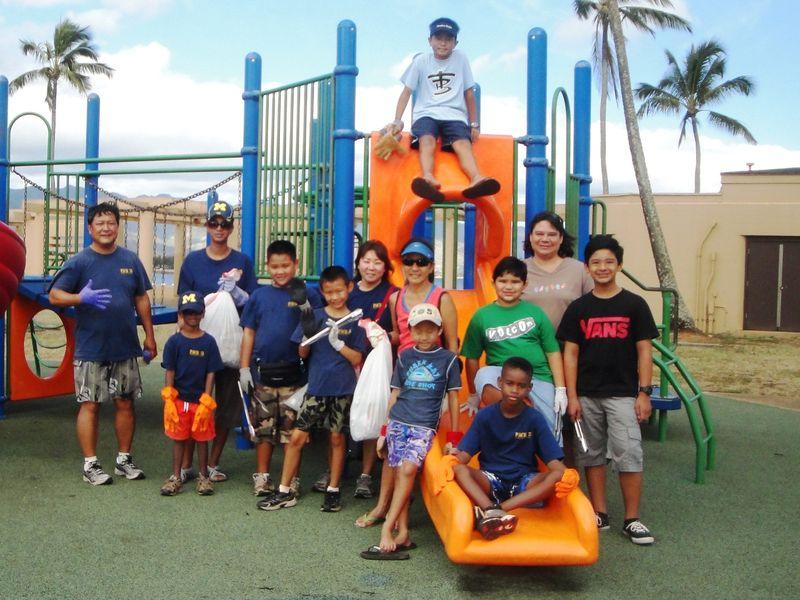 P75-Haleiwa Cleanup2